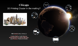 3D Printing Cluster Analysis