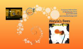 Akeyla's Bees