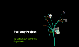 Copy of Ptolemy Project