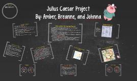 Julius Caesar Project
