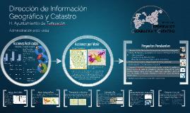 Dirección de Información Geográfica y Catastro
