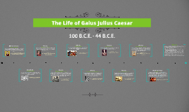 Copy of The Life Of Gaius Julius Caesar