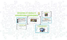 Copy of Estrategia de mezcla de mercadotecnia internacional