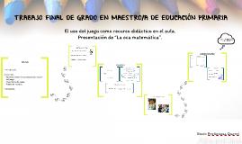 TRABAJO FINAL DE GRADO EN MAESTRO/A DE EDUCACIÓN PRIMÁRIA