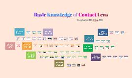 隱形眼鏡面面觀All About Contact Lens