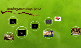 Kindergarten Bug Picnic