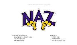 Nazareth College Undergraduate Admissions Open House 2013