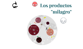 """Los productos """"milagro"""""""