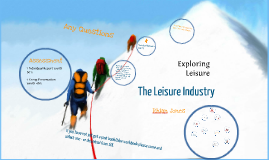 The Leisure Industry - Week 2