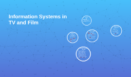 Information Systems in TV and Film