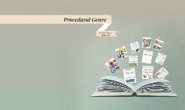 Procedural Genre: Teacher Background