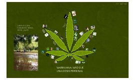 Marihuana: Más que una dosis
