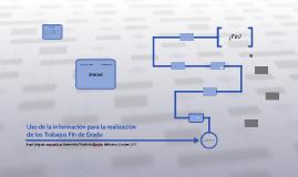 El proceso de elaboración del TFG: una introducción desde la perspectiva de la Competencia Digital