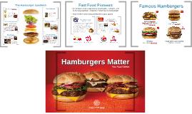 Hamburgers Matter