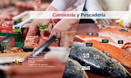 Carniceria y Pescaderia
