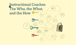 Instructional Coaches: