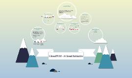 CloudFCOI - A Cloud Initiative