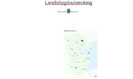 Landbsygdsutvecking