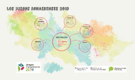 Los Juegos BA 2019