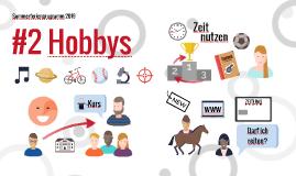 #2 Hobbys
