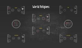 Copy of World Religions