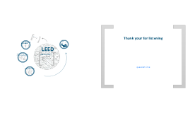 Copy of LEED  rating system