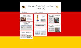hospital pharmacy practice