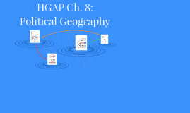 AP Human Geography: Political Geography (Ch. 8)