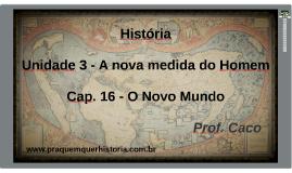 Et 3/16 Novo Mundo