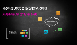 Copy of consumer behaviour