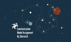 Communication Model Assignment