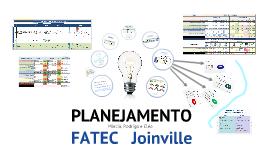Planejamento FATEC Joinville