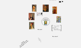 Modigliani Self Portraits