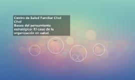 Centro de Salud Familiar Chol Chol