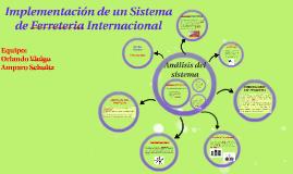 Proyecto Final Análisis de Sistema