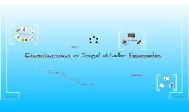 Ethnotourismus im Spiegel aktueller Reisemedien