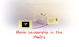 Movie censorship from 1940's-1970's