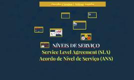 Copy of NÍVEIS DE SERVIÇO