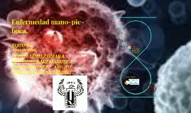 Copy of Enfermedad mano-pie-boca.