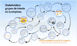 Copy of Stakeholders: grupos de interés en la empresa.