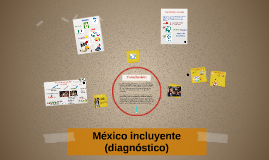 México incluyente (diagnóstico)