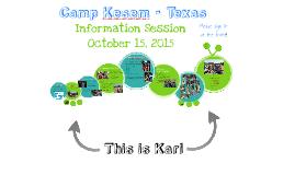 Copy of Copy of Camp Kesem - Texas