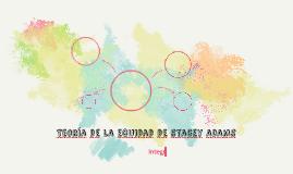 Teoría de la equidad de stacey adams
