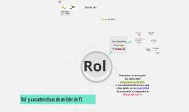 Roll  y características de un líder de YL