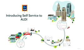 Introducing Self Service to ALDI