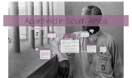 Copy of Apartheid in South Africa