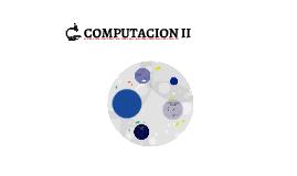 COMPUTACION II