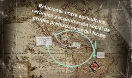 relaciones enre agricultura organizacion social