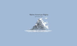 Native American Rights
