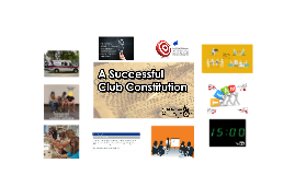 A Successful Club Constitution SPM306
